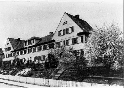 Arlinger Strasse - 1945