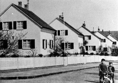 Feldbergstrasse - 1940