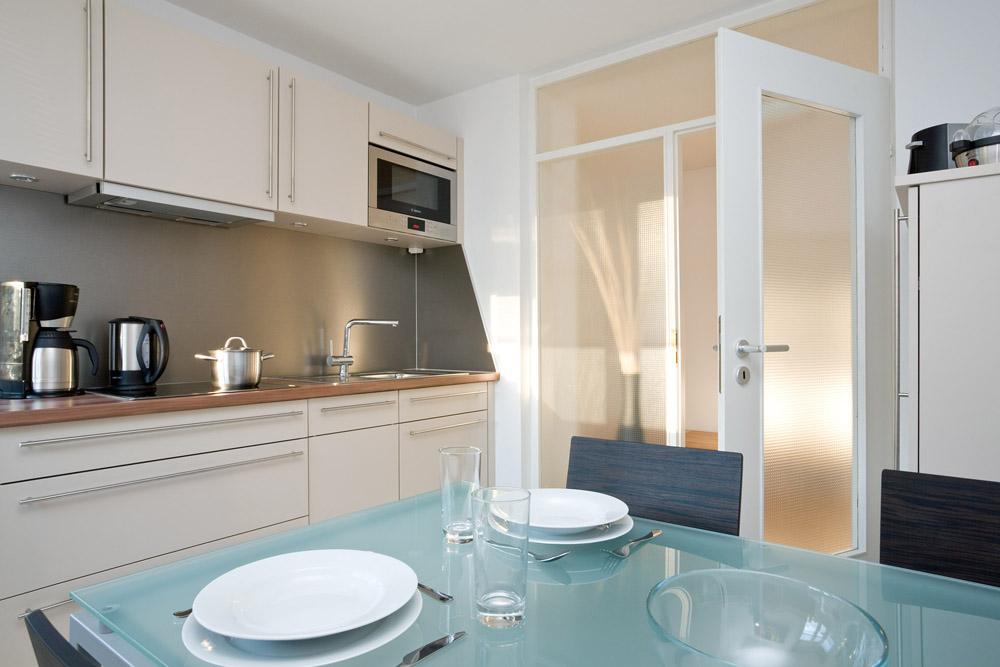 Arlinger Gästewohnung - Küche