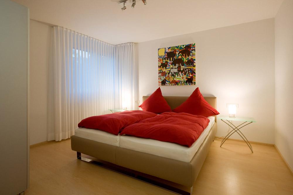 Arlinger Gästewohnung - Schlafzimmer