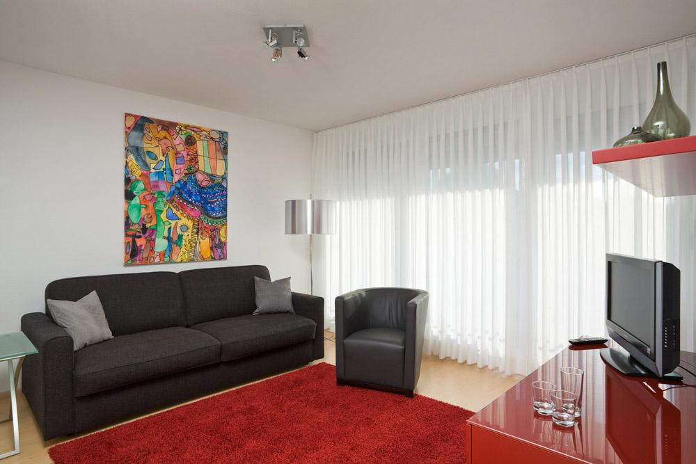 Arlinger Gästewohnung - Wohnzimmer